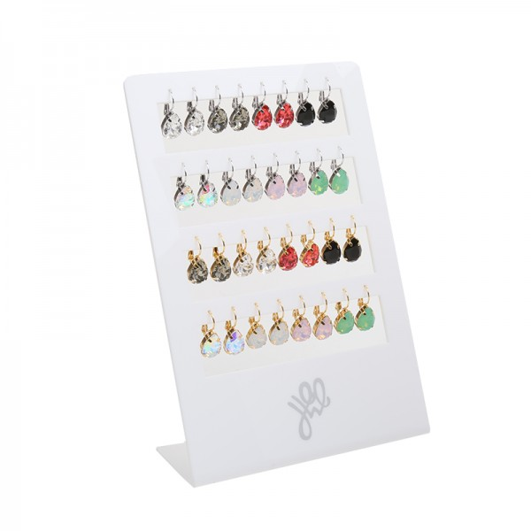 Earrings Set Color Stone