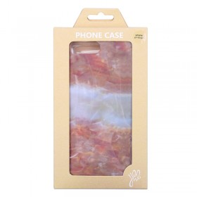 Phone Case iPhone 6/7/8 Plus Sunset Marble