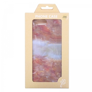 Telefoonhoesje iPhone 6/7/8 Plus Sunset Marble