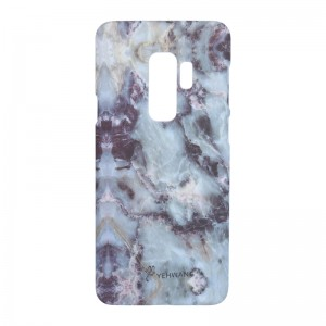 Phone Case Samsung Galaxy S9+ Green Marble