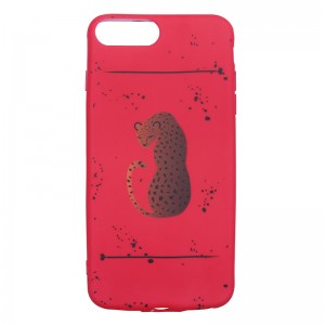 Carcasa de telefono iPhone 6/7/8 Plus Red Panther