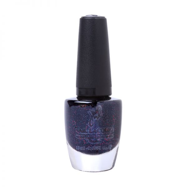 Nailpolish galaxy angel