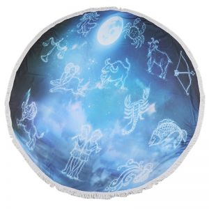 Beach Serviette Zodiac Signs