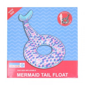 Inflatable Be a Mermaid