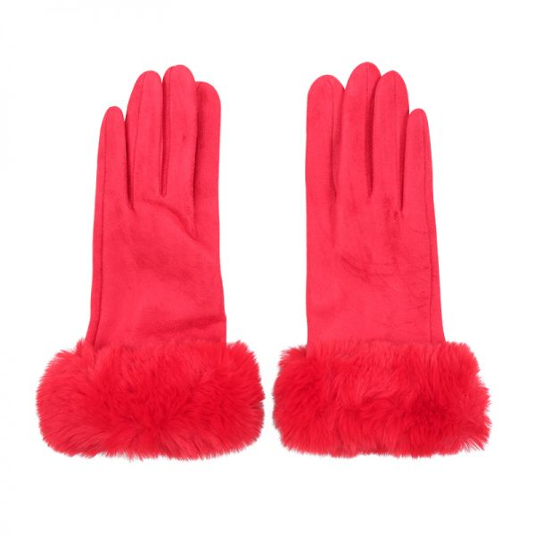 Gloves fur lady