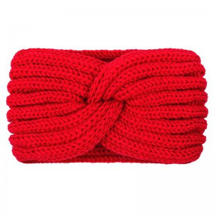 Headband Winter Knot.