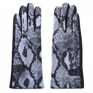Gloves Let's Snake II