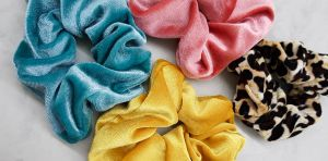 Scrunchie Color Power