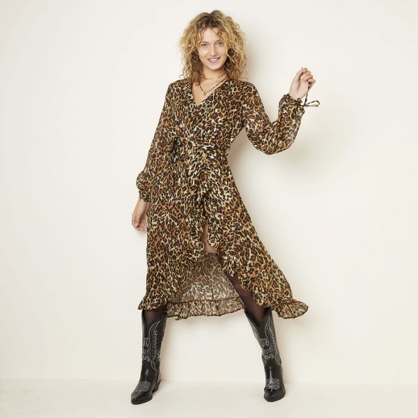 Dress Flying Panther Long