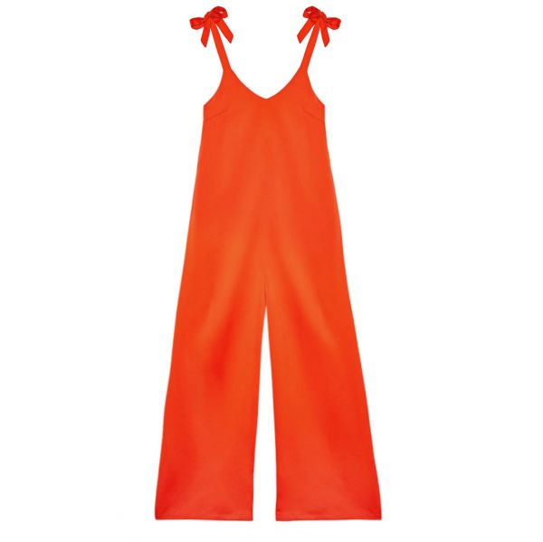 Jumpsuit Leap Forward