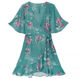 Dress The Greenery - Set: S1/M2/L2/XL1