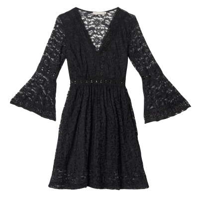 Dress Soft Lace