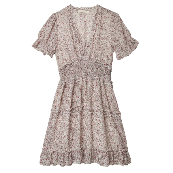Dress floral babydoll