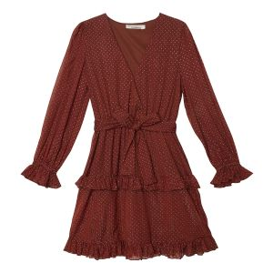Dress Gold Winter