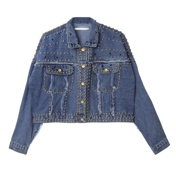 Jacke Rock Denim