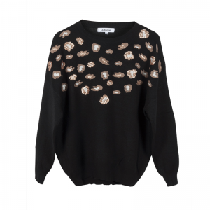 Sweater Soft Sequins