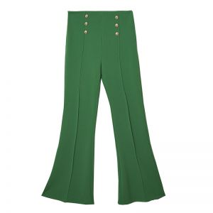 Trousers High Waist Chic