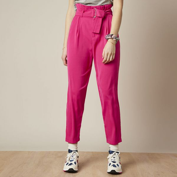 Trousers Pretty in Pink