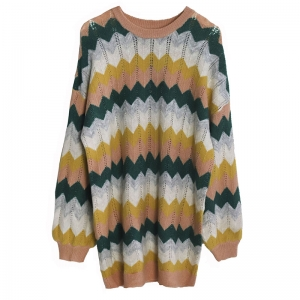 Sweater Chevron Pattern