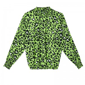 Blouse Rebel Leopard