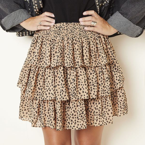 Rok ruffled layers