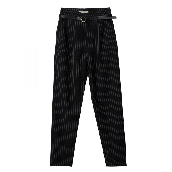 Trousers casual stripes