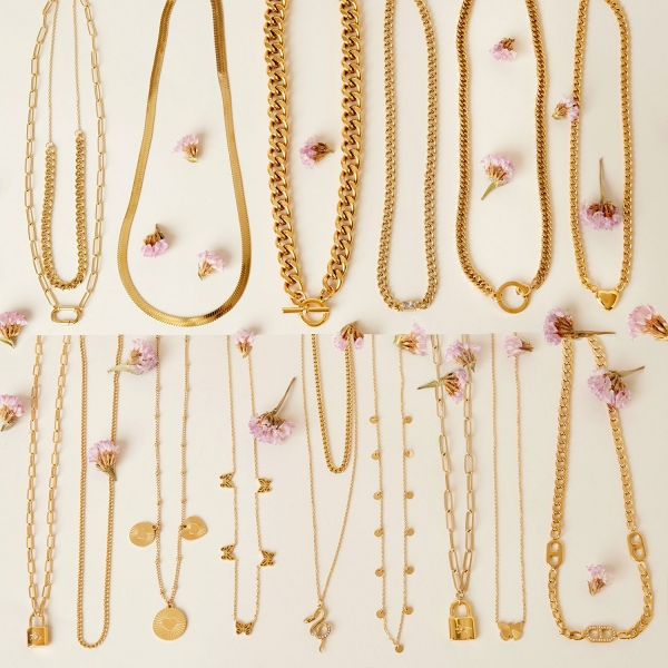 Bestsellers Set Necklaces