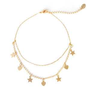 Anklet Love The Stars
