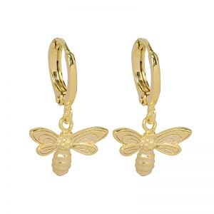 Boucles d'oreilles beautiful bee