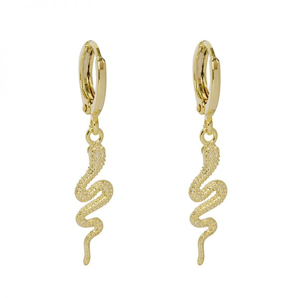 Earrings Special Snake