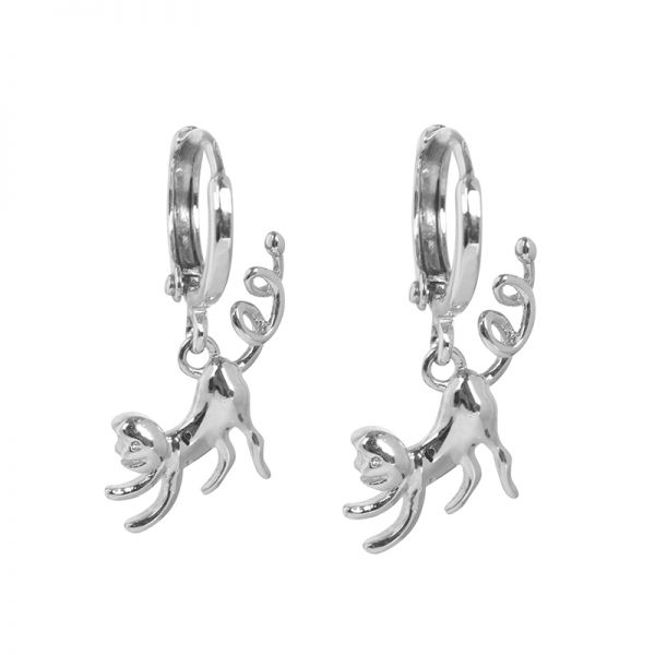 Boucles d'oreilles Mighty Monkey