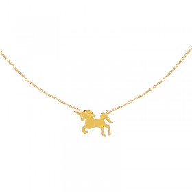 Ketting Stylish Jumping Unicorn
