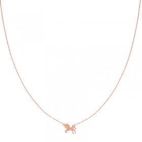 Kette Stylish Jumping Unicorn
