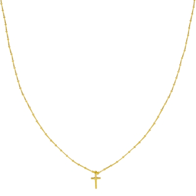 Ketting Chic Cross