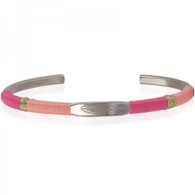 Armband Feather -pink-