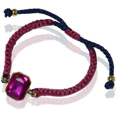 Bracelet Gem -Purple-