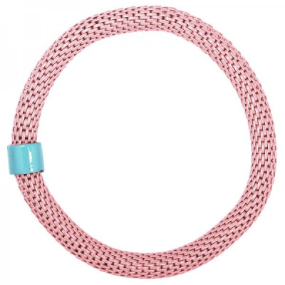 Bracelet Coulour Block -pink-