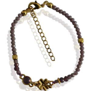 Bracelet Lots -purple-