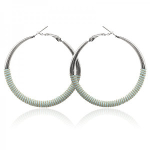 Earring Toos -mint-