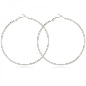 Earrings Renate #8 -silver-