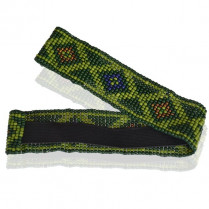 Fillet Ethnic -green-