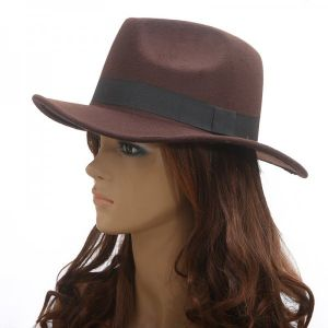 Hat Boho -Brown-