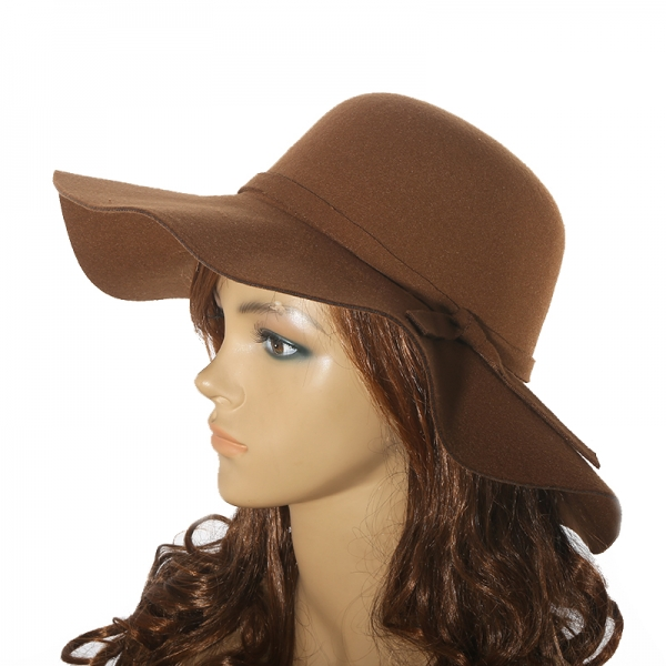 Hat Ibiza -Brown-