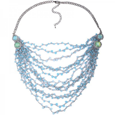 Necklace Annabel -turquoise-