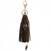 Key Chain Fransen -brown-