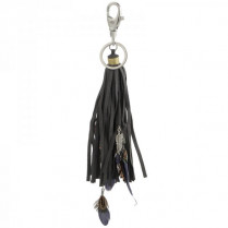 Key Chain Fransen -grey-