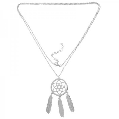 Necklace Dream -silver-