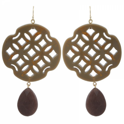 Earrings Chic Large