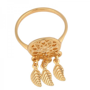 Ring Dream #18 -gold-