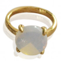 Ring Frodo -white- #18